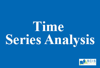 Time Series Analysis    Data Analysis and Modeling    BCISNOTES