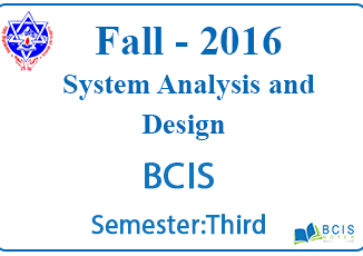 System Analysis and Design3