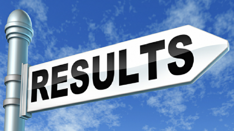 Results of Grade 12 has been published (2019)